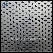 perforated metal banding for decorative ceiling