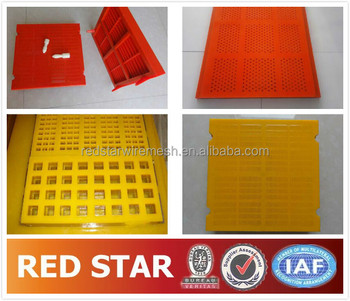 High Quality Mining Polyurethane Screen