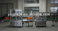 Automatic engine oils filling production line YGF-4L