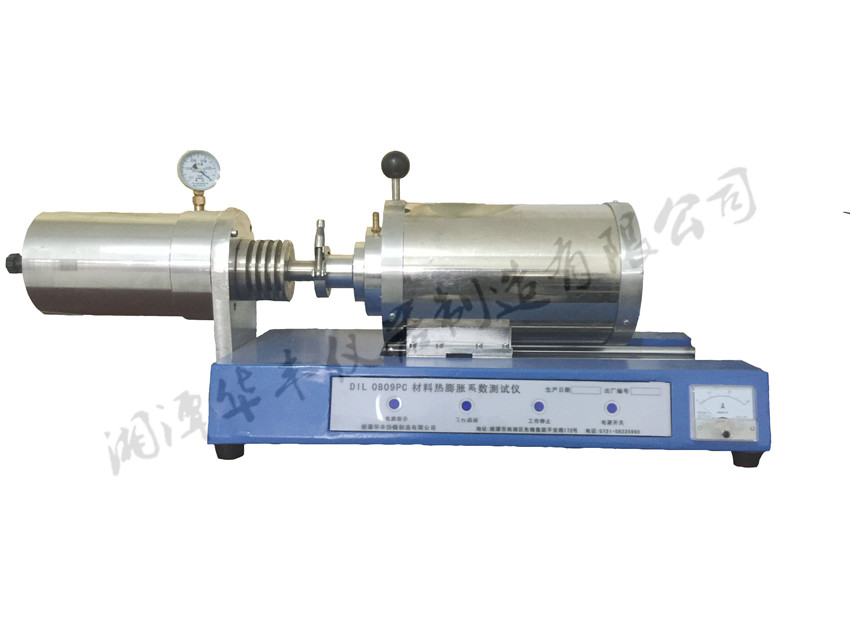 DIL0809PC High resolution push rod dilatometer CTE measuring instrument