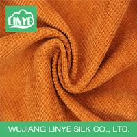 polyester woven corduroy fabric for garden furniture