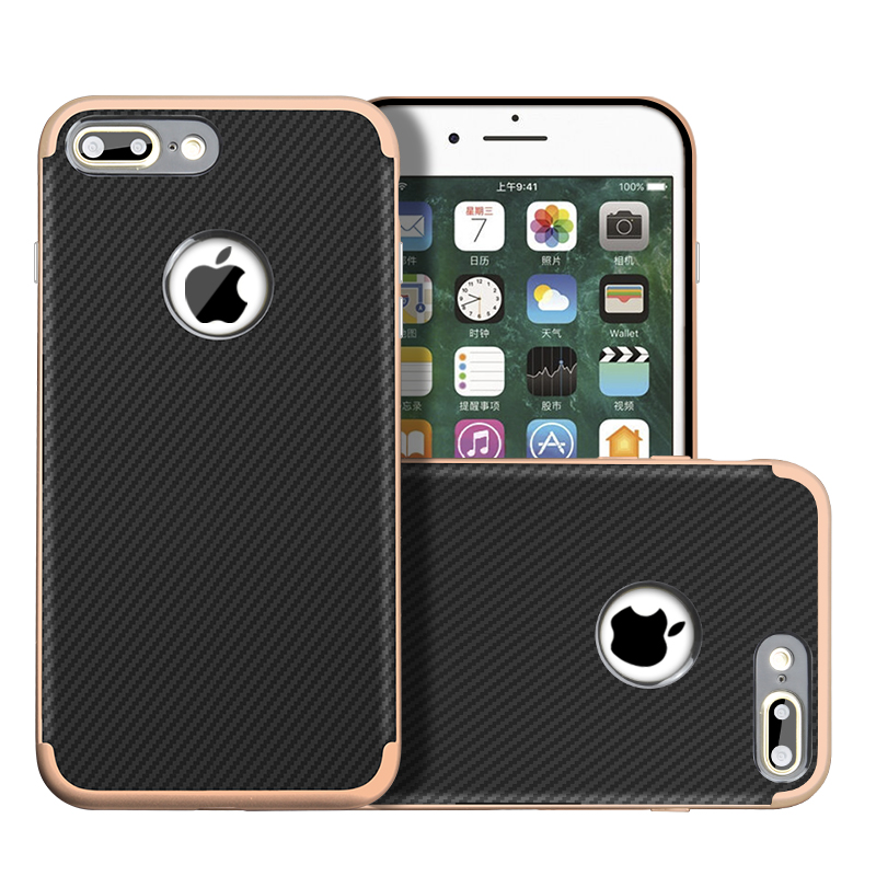 for iphone 7 Drop Resistant TPU Case Shockproof Protective cell Phone Cover for Apple iphone 7 Plus