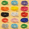 Twist Headband Solid Color Yoga Boho Hair Wrap Baby Dolly Bow Jersey Headwrap Turban Headband