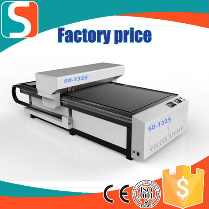 Jinan Suhong Cheap Metal and non-metal laser cutting machine for advertisement signage letter face