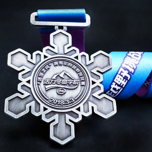 Cheap wholesale custom swimming medals no minimum order