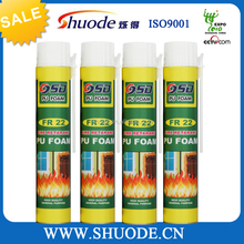 750ML FireProof spray waterproof gap filler
