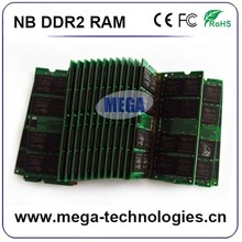 full compatible all motherboards Notebook/Sodimm Ddr2 2gb Ram Memory