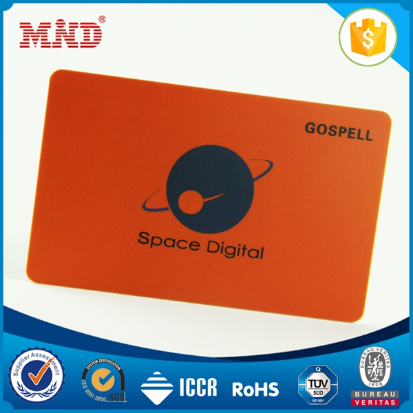 Factory price id card plastic cover