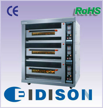 EIDISON Baker Machine Deck Oven