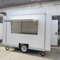 Multi-function Mobile food vending Cart food truck food van shopping mall For Sale