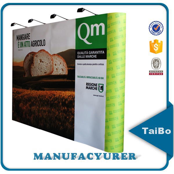 Iron metal display stand, outdoor advertising pop displays