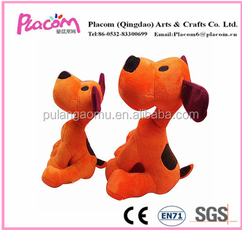 Most popular stuffed dolls hotsales cheap plush dog toys soft dogs toys
