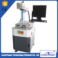 Plastic wood rf co2 30w 60w laser marking machine for Jewelry/watch/led/automobile/ic/iphone/pc Keyboards