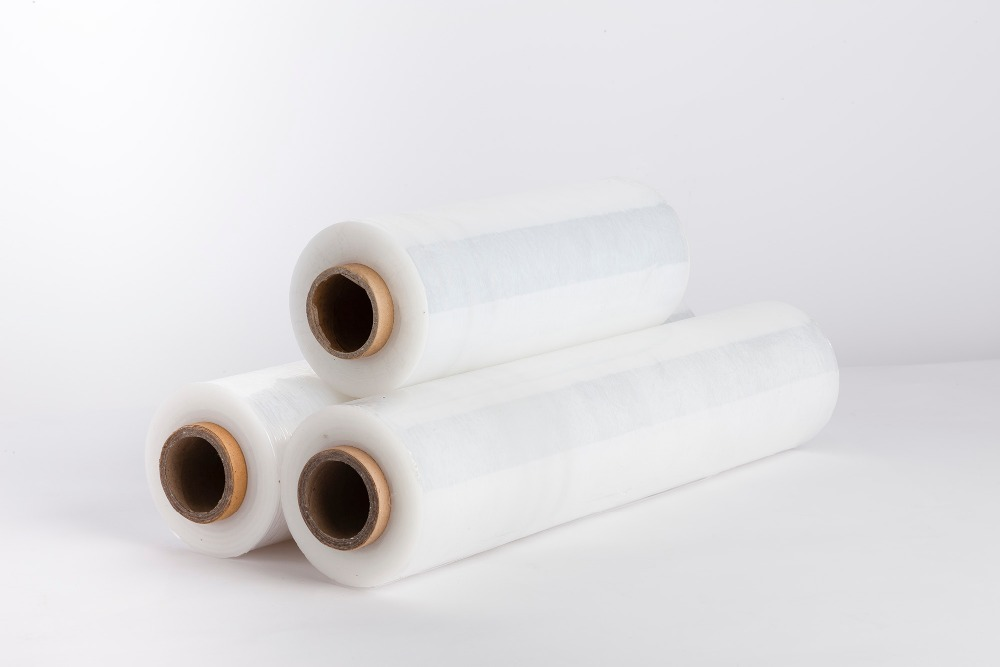 PE high viscosity wrapping film Winding film