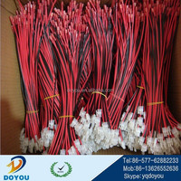 China wiring harness manufacturer wire harness 2pin custom cable harness
