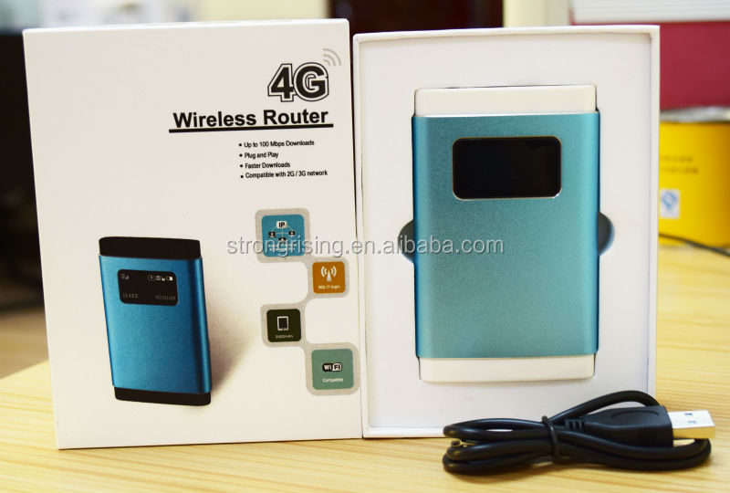 CE ROHS portable 4g wireless router,high quality 4g modem lte router wifi with sim card slot