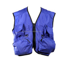 Rechargeable Battery heated fishing vest