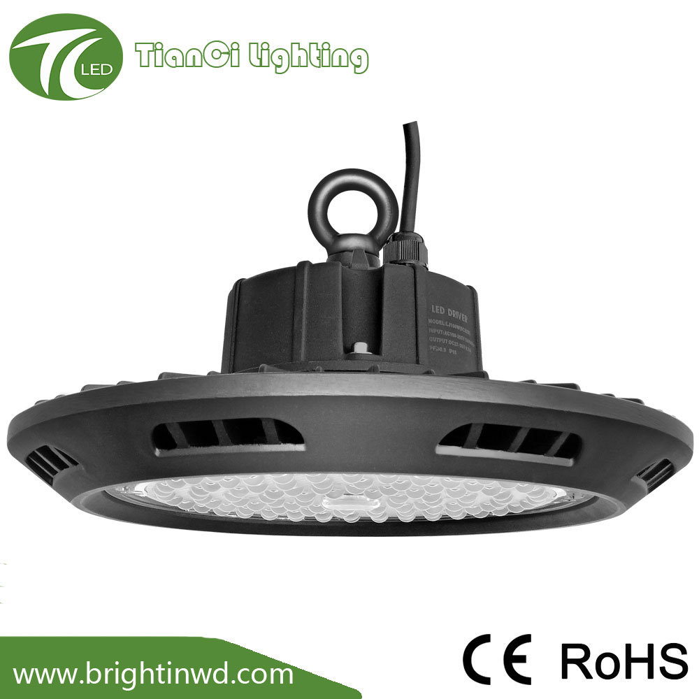 Industral 100w IP65 UFO Led High Bay Lamp