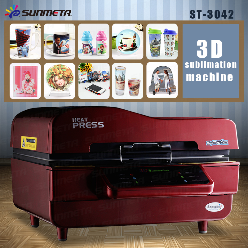 3d Sublimation Printing Machine 3d Sublimation Vacuum Heat Press Machine 3d Sublimation Printer For Mugs, Phone Cover
