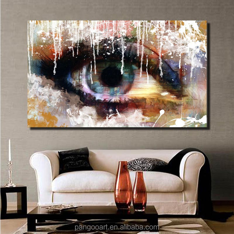 100% handmade oil painting abstract wall art canvas oil painting for Home Decoration