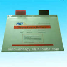 Factory Direct Super capacity single cell lifepo4 3.2V 200AH li ion battery Soft Package battery