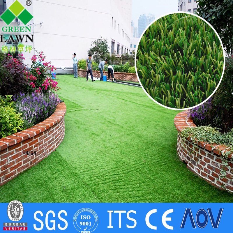 Outdoor landscaping artificial grass garden manufacturer,decoration artificial grass