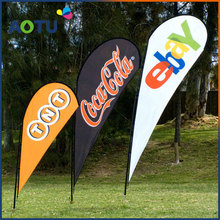 promotion flying banner teardrop flags
