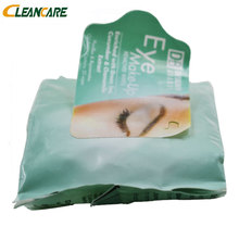 Eco-beauty cosmetic wipes disposable hair cleaning wipes for beauty salon