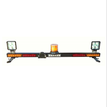 UnionTech TBD-4A833 LED mining light bar with safety whip option