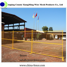 2016 hot sale Canada temporary fence panel/Temporary fencing for sale(Real manufacture)