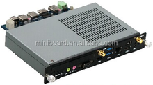 DC Power Supply I3 3217U OPS Mini PC with DDR3 2G and 1000M Lan