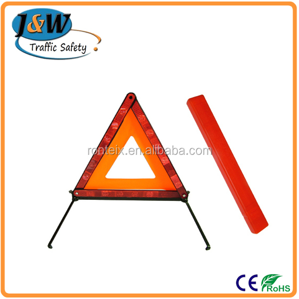 Car Triangle Warning Sign / Reflective Warning Triangle / Car Emergency Kit