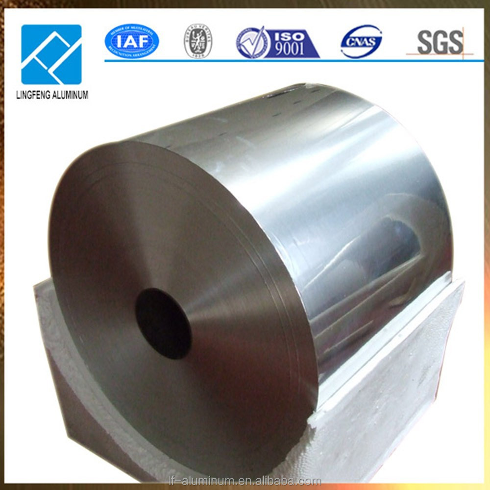 11 Years Experience Factory/Heat Seal Lacquered Aluminum Foil on sale