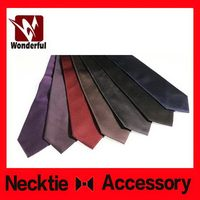 New design custom wholesale polyester tie for men china