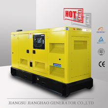 water cooled silent diesel single phase 12kw 15kva genset