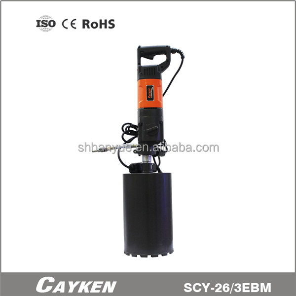 angle adjustable core drilling SCY-26/3EBM