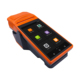 "5.5"" 3G WIFI Bluetooth GPS android handheld bus ticketing system"