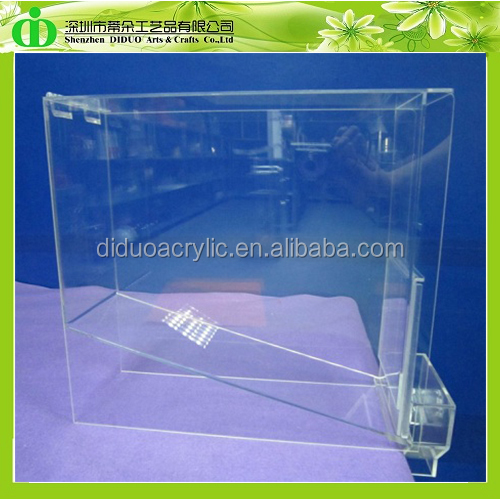 DDW-0096 ISO9001 Chinese Factory Wholesale SGS Test Clear Coffee and Sugar Dispenser