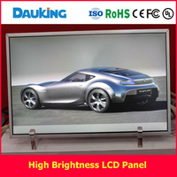 19inch 800nit china outdoor sunlight readable High brightness LCD display panel