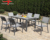 Cast Aluminum Patio Sets Dining Table Set With Bench