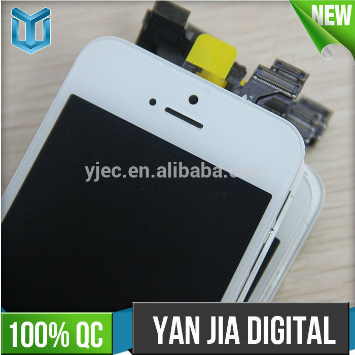 Alibaba Express Wholesale replacement digitizer lcd touch screen for iphone 5