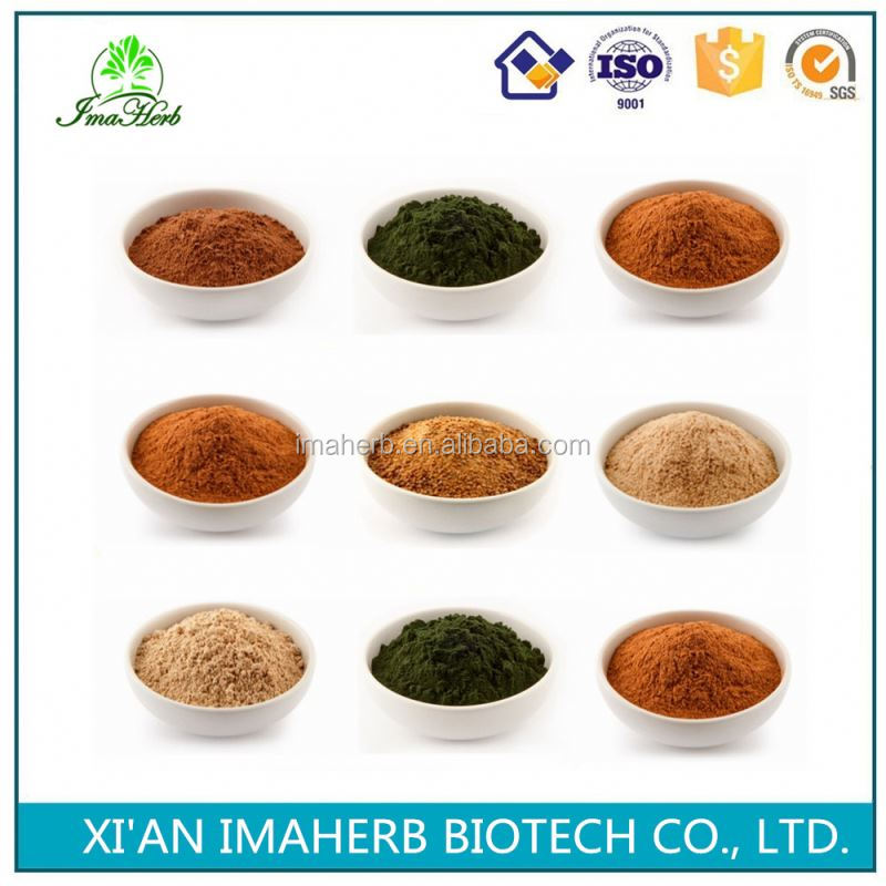 ISO Appreved Organic red clover extract