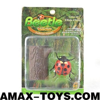 DF-10663066 toys beetle Children emulational toys beetle (4 types assorted)