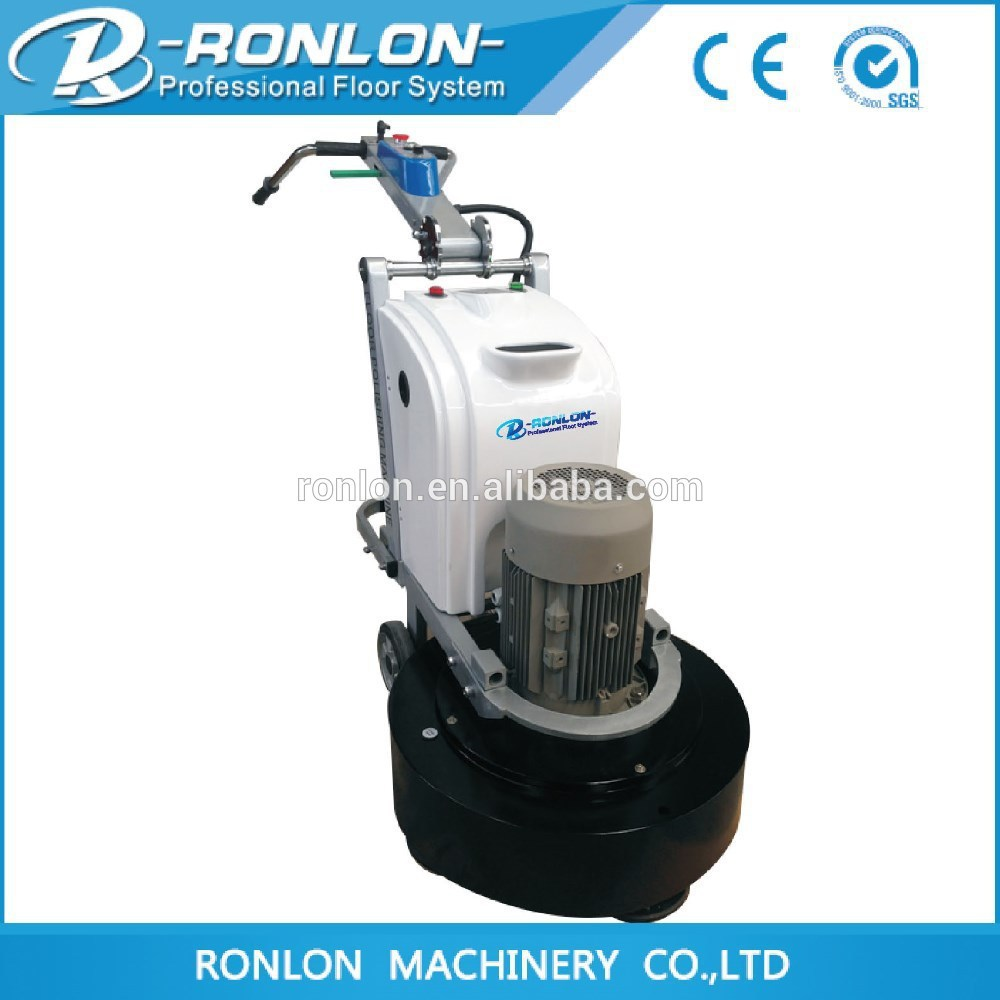 China top brand high efficient concrete polishing equipment for sale