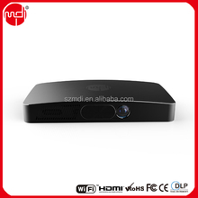 Data Show Android Mini Projector 200ANSI Video WIFI LED DLP 1280*720 I Portable mini Projector Beamer