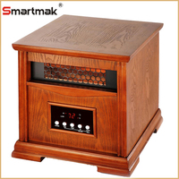 1500W Portable Quartz Infrared Heater/Electric Room Heater/Infrared Space Heater
