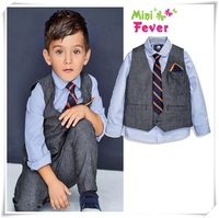 Baby Boy Clothing Cheap Boys Party Suits 3 Pcs Set Baby Clothes