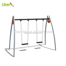 LE.QQ.018.01 China manufacturer outdoor Swing sets for adults and kids play