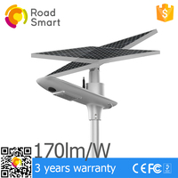 Mini Integrated Outdoor Solar Powered Led