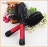 Pet Grooming Comb,dog hair brush,double sided factory wholesale dog massage brush
